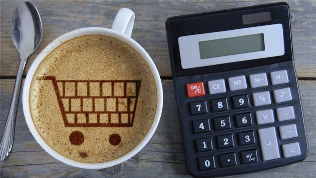 Le coût du panier d'épicerie