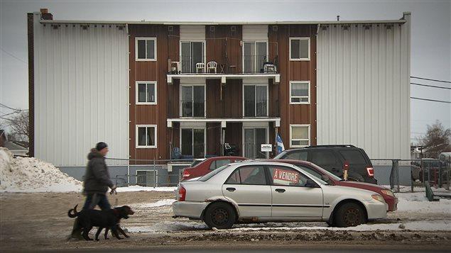 À Sept-Îles, un logement sur 20 est vacant.