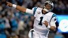 Newton nommé joueur offensif de l'année, à quelques heures du Super Bowl