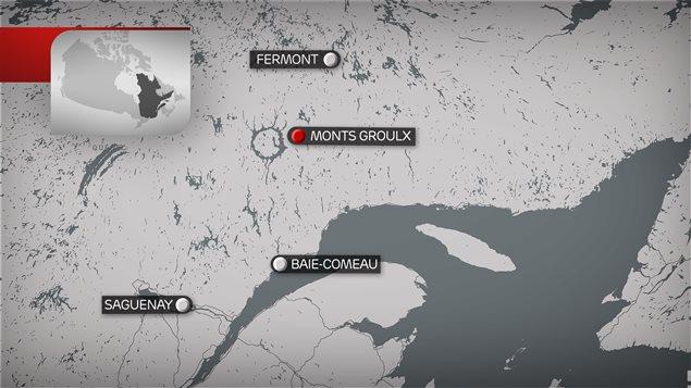 Les motoneigistes avaient disparus dans le secteur de Monts Grouls sur la Côte-Nord.