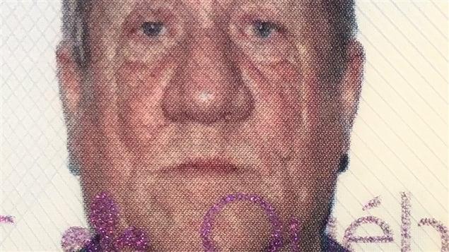 Jean-Claude Legresley est porté disparu