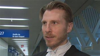 Me Mathieu Turcotte, avocat de la Fédération des producteurs acéricoles du Québec (FPAQ)