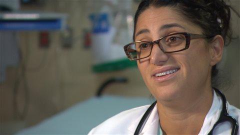 Mona Hannah-Attisha est pédiatre à l'hôpital pour enfants Hurley, à Flint.