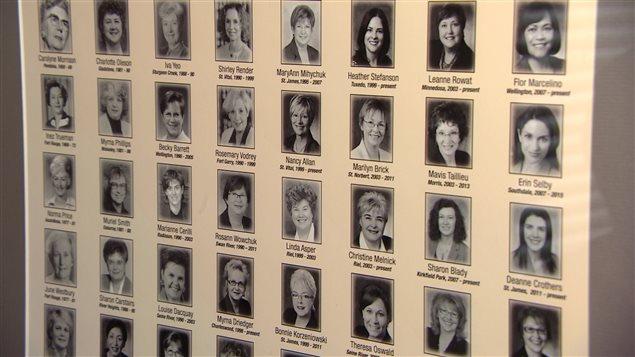 51 femmes ont été élues à l'assemblée législative du Manitoba entre 1916 et 2016.