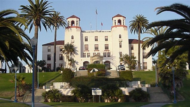Le Naval Medical Center de San Diego