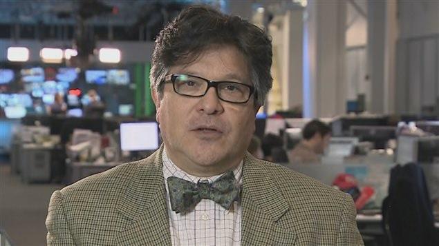 Le président de l'Institut atlantique d'études de marché, Marco Navarro-Génie.