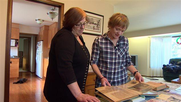 Sherry Mooney et Joyce Tully sont les arrières-petites-nièces de Nellie McClung