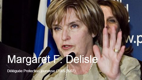 Margaret F. Delisle