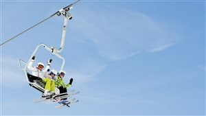 Des trucs pour skier à bon prix