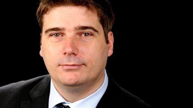 Jean-François Larose a été élu sous la bannière du NPD en 2011, parti qu'il a quitté pour fonder Forces et démocratie.