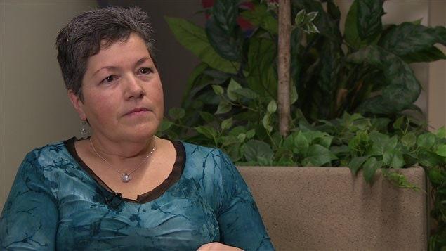 Claire Bélanger-Parker mentionne aussi que la province doit offrir des soins palliatifs aux premières nations.