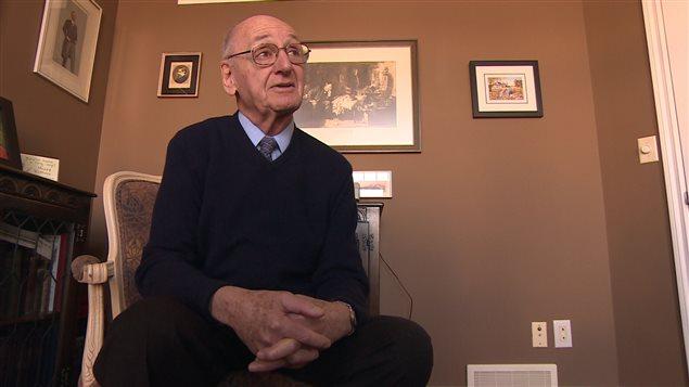 Le Dr Lawrence Clein espère que la province investisse plus de ressources dans les soins palliatifs.