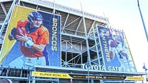 Broncos ou Panthers?