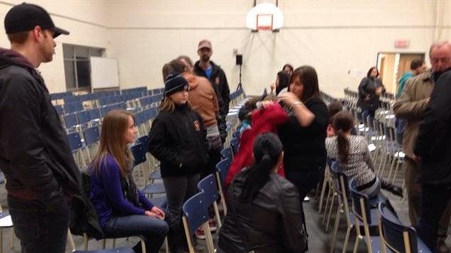Des parents de St-Paul sous le choc après le vote qui signifie la fin prochaine de leur école.