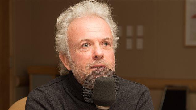 Le philosophe Frédéric Lenoir
