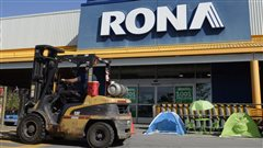 Vente des actions de Rona : que s'est-il donc passé le 17 novembre 2014?