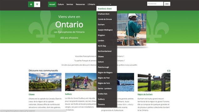 Le portail immigration francophone Ontario