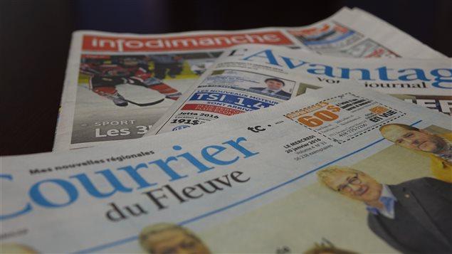 Il y aurait de la place pour une autre publication dans le Bas-Saint-Larent.