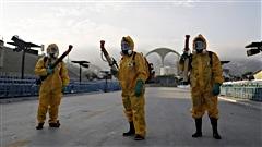 L'OMS contre le report des Jeux olympiques de Rio