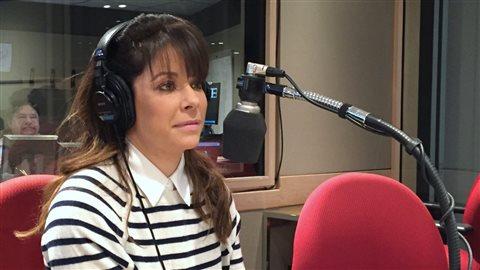 La nouvelle ambassadrice de Jeunesse J'écoute, Marie-Claude Savard