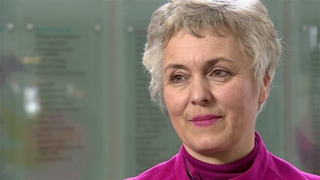 La chercheuse Christine Friedenreich, centre de prévention des cancers et d'épidémiologie en Alberta