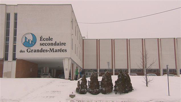 École secondaire des Grandes-Marees
