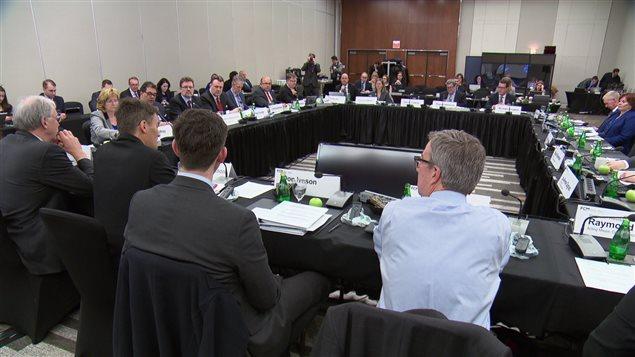 Les maires des grandes villes canadiennes sont réunis à Ottawa pendant deux jours.