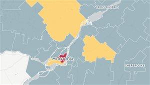 Où trouve-t-on les écoles québécoises les plus vétustes? La réponse en carte