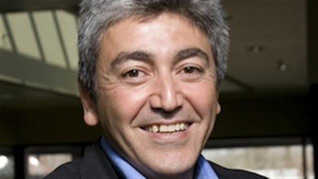 Le Dr Cherif Tadros, orthopédiste