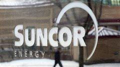 Le logo de Suncor