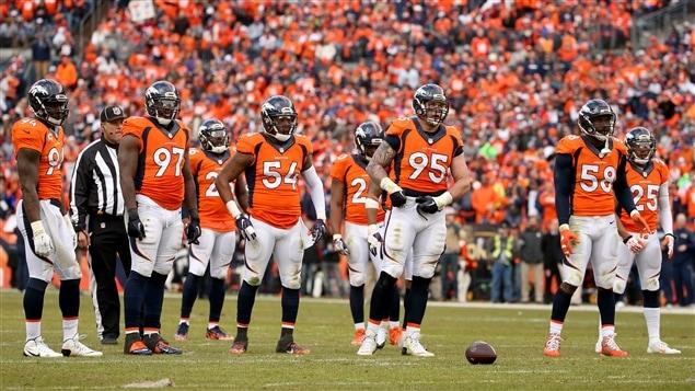 La défense des Broncos de Denver