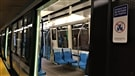 Le premier train Azur entre en service dans le métro de Montréal