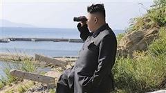 Un missile nord-coréen entre dans la zone de défense aérienne du Japon