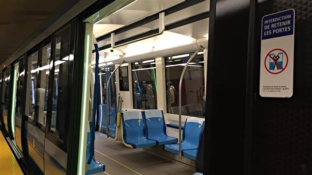 Le nouveau train Azur