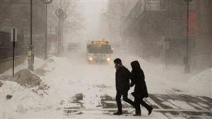 Suivez les conditions météo au Canada en direct