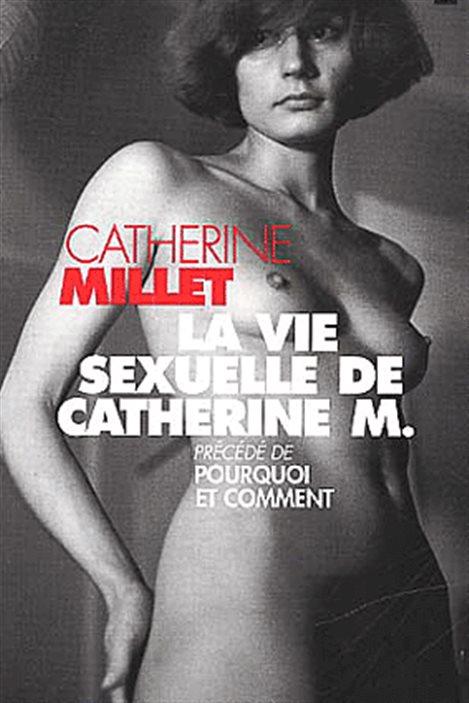 Détail de la couverture de «La vie sexuelle de Catherine M.» de Catherine Millet