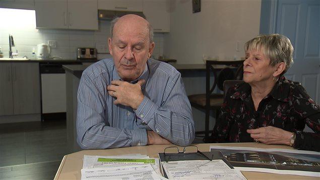 Michel Pelletier et Claudette Vallerand