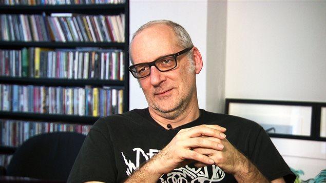 Laurent Saulnier, vice-président, programmation et production chez Équipe Spectra
