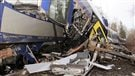 Accident de train mortel en Allemagne