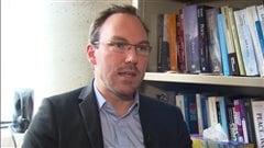 Justin Massie, professeur de sciences politiques à l'UQAM.