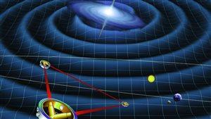Des chercheurs annonceraient avoir observé les ondes gravitationnelles