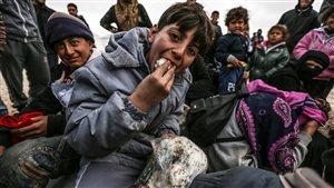 L'ONU demande l'ouverture de la frontière turque