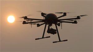Image de drone.