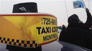 Des chauffeurs de taxis changent de mode d'action