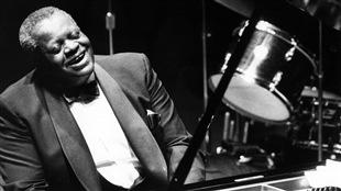 Le pianiste de jazz montréalais Oscar Peterson (archives)