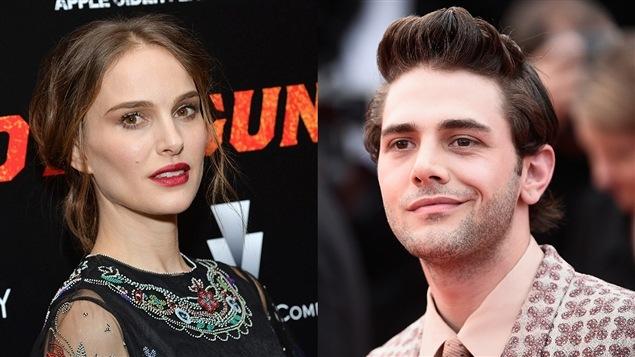 Natalie Portman et Xavier Dolan