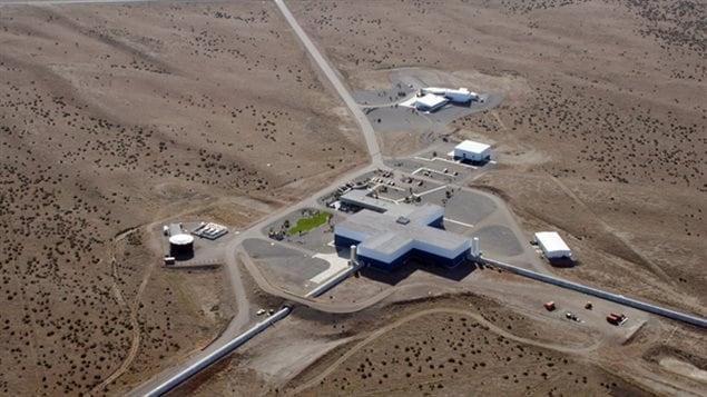 L'observatoire LIGO