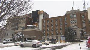 Hôpital de Granby
