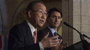L'image et le poids du Canada sur la scène internationale