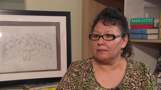 Reepa Evic-Carleton est coordonnatrice au centre de guérison Mamisarvik à Ottawa.